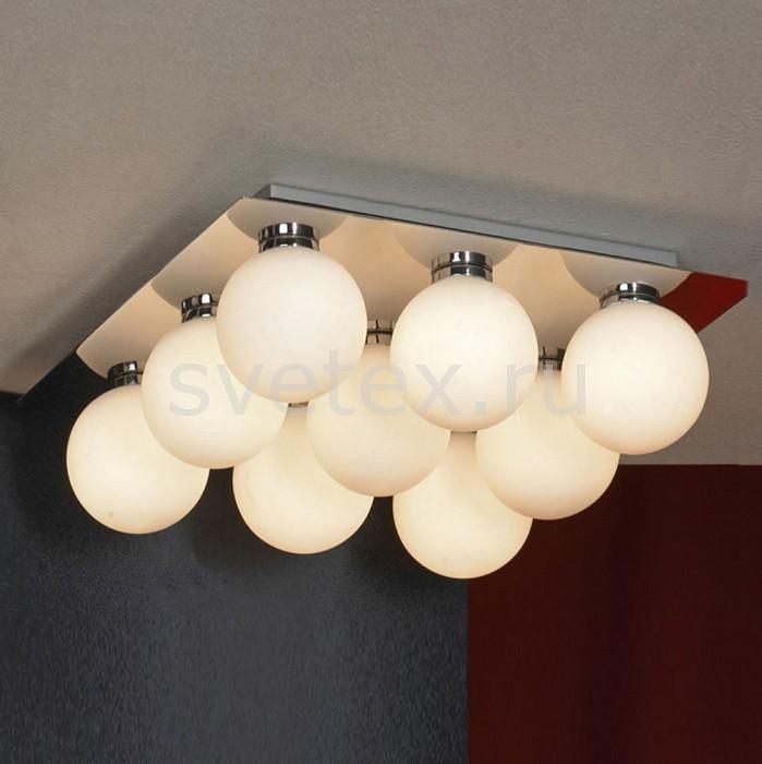 Фото Накладной светильник Lussole Malta LSQ-8907-09