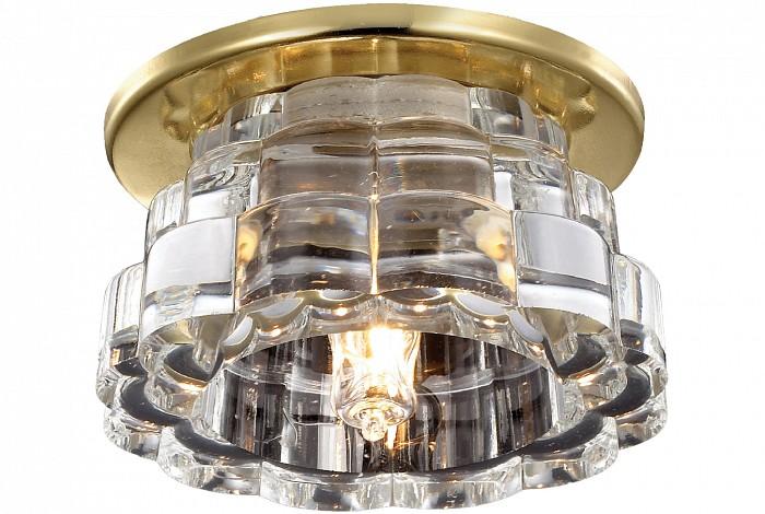 Фото Встраиваемый светильник Novotech Enigma 369926
