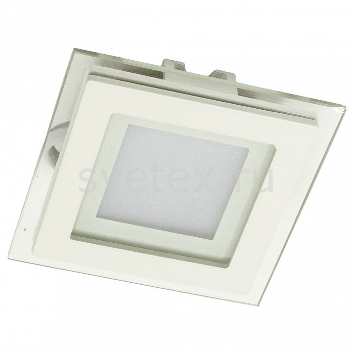 Фото Встраиваемый светильник Arte Lamp Raggio A4006PL-1WH