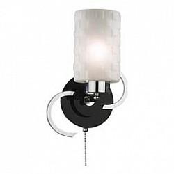 Бра Odeon LightС 1 лампой<br>Артикул - OD_2282_1W,Бренд - Odeon Light (Италия),Коллекция - Bila,Гарантия, месяцы - 24,Высота, мм - 240,Тип лампы - компактная люминесцентная [КЛЛ] ИЛИнакаливания ИЛИсветодиодная [LED],Общее кол-во ламп - 1,Напряжение питания лампы, В - 220,Максимальная мощность лампы, Вт - 60,Лампы в комплекте - отсутствуют,Цвет плафонов и подвесок - белый,Тип поверхности плафонов - матовый, рельефный,Материал плафонов и подвесок - стекло,Цвет арматуры - венге, никель,Тип поверхности арматуры - матовый, глянцевый,Материал арматуры - металл,Возможность подлючения диммера - можно, если установить лампу накаливания,Тип цоколя лампы - E27,Класс электробезопасности - I,Степень пылевлагозащиты, IP - 20,Диапазон рабочих температур - комнатная температура,Дополнительные параметры - светильник предназначен для использования со скрытой проводкой<br>