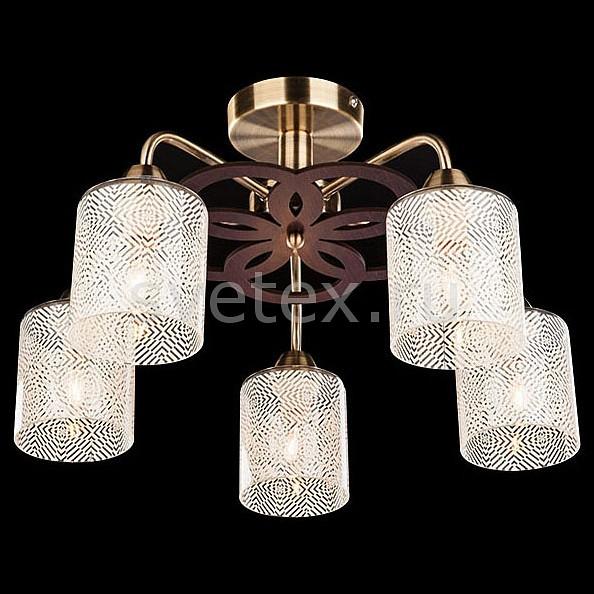 Люстра на штанге ОптимаЛюстры<br>Артикул - EV_73969,Бренд - Оптима (Китай),Коллекция - 30050,Гарантия, месяцы - 24,Высота, мм - 300,Диаметр, мм - 520,Тип лампы - компактная люминесцентная [КЛЛ] ИЛИнакаливания ИЛИсветодиодная [LED],Общее кол-во ламп - 5,Напряжение питания лампы, В - 220,Максимальная мощность лампы, Вт - 60,Лампы в комплекте - отсутствуют,Цвет плафонов и подвесок - белый с узором,Тип поверхности плафонов - матовый,Материал плафонов и подвесок - стекло,Цвет арматуры - бронза античная, венге,Тип поверхности арматуры - матовый,Материал арматуры - металл,Количество плафонов - 5,Возможность подлючения диммера - можно, если установить лампу накаливания,Тип цоколя лампы - E14,Класс электробезопасности - I,Общая мощность, Вт - 300,Степень пылевлагозащиты, IP - 20,Диапазон рабочих температур - комнатная температура,Дополнительные параметры - способ крепления светильника к потолку - на монтажной пластине<br>
