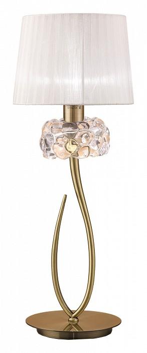 Фото Настольная лампа Mantra E27 220В 23Вт Loewe 4736