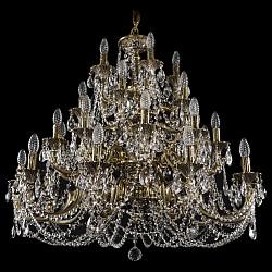 Подвесная люстра Bohemia Ivele CrystalБолее 6 ламп<br>Артикул - BI_1742_10_10_5_5_335_C_GB,Бренд - Bohemia Ivele Crystal (Чехия),Коллекция - 1742,Гарантия, месяцы - 24,Высота, мм - 850,Диаметр, мм - 1000,Размер упаковки, мм - 710x710x250,Тип лампы - компактная люминесцентная [КЛЛ] ИЛИнакаливания ИЛИсветодиодная [LED],Общее кол-во ламп - 30,Напряжение питания лампы, В - 220,Максимальная мощность лампы, Вт - 40,Лампы в комплекте - отсутствуют,Цвет плафонов и подвесок - неокрашенный,Тип поверхности плафонов - прозрачный,Материал плафонов и подвесок - хрусталь,Цвет арматуры - золото черненое,Тип поверхности арматуры - глянцевый, рельефный,Материал арматуры - латунь,Возможность подлючения диммера - можно, если установить лампу накаливания,Форма и тип колбы - свеча ИЛИ свеча на ветру,Тип цоколя лампы - E14,Класс электробезопасности - I,Общая мощность, Вт - 1200,Степень пылевлагозащиты, IP - 20,Диапазон рабочих температур - комнатная температура,Дополнительные параметры - способ крепления светильника к потолку - на крюке, указана высота светильника без подвеса<br>