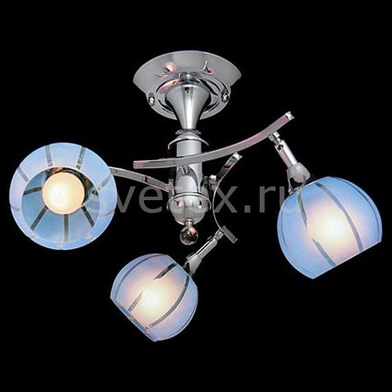 Светильник на штанге EurosvetСветодиодные<br>Артикул - EV_23620,Бренд - Eurosvet (Китай),Коллекция - 3353-3457,Гарантия, месяцы - 24,Высота, мм - 290,Диаметр, мм - 500,Тип лампы - компактная люминесцентная [КЛЛ] ИЛИнакаливания ИЛИсветодиодная [LED],Общее кол-во ламп - 3,Напряжение питания лампы, В - 220,Максимальная мощность лампы, Вт - 60,Лампы в комплекте - отсутствуют,Цвет плафонов и подвесок - неокрашенный, синий полосатый,Тип поверхности плафонов - матовый, прозрачный,Материал плафонов и подвесок - стекло, хрусталь,Цвет арматуры - хром,Тип поверхности арматуры - глянцевый,Материал арматуры - металл,Количество плафонов - 3,Возможность подлючения диммера - можно, если установить лампу накаливания,Тип цоколя лампы - E27,Класс электробезопасности - I,Общая мощность, Вт - 180,Степень пылевлагозащиты, IP - 20,Диапазон рабочих температур - комнатная температура,Дополнительные параметры - способ крепления светильника к потолку - на монтажной пластине, поворотный светильник<br>