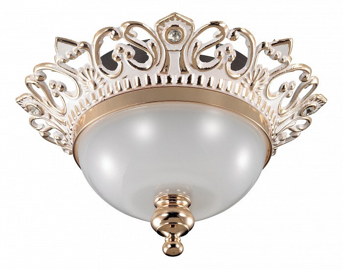 Фото Встраиваемый светильник Novotech Baroque 369983