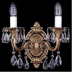 Бра Bohemia Ivele CrystalБолее 1 лампы<br>Артикул - BI_1700_2_B_FP,Бренд - Bohemia Ivele Crystal (Чехия),Коллекция - 1700,Гарантия, месяцы - 12,Высота, мм - 250,Размер упаковки, мм - 250x180x170,Тип лампы - компактная люминесцентная [КЛЛ] ИЛИнакаливания ИЛИсветодиодная [LED],Общее кол-во ламп - 2,Напряжение питания лампы, В - 220,Максимальная мощность лампы, Вт - 40,Лампы в комплекте - отсутствуют,Цвет плафонов и подвесок - неокрашенный,Тип поверхности плафонов - прозрачный,Материал плафонов и подвесок - хрусталь,Цвет арматуры - патина французская,Тип поверхности арматуры - глянцевый, рельефный,Материал арматуры - металл,Возможность подлючения диммера - можно, если установить лампу накаливания,Форма и тип колбы - свеча ИЛИ свеча на ветру,Тип цоколя лампы - E14,Класс электробезопасности - I,Общая мощность, Вт - 80,Степень пылевлагозащиты, IP - 20,Диапазон рабочих температур - комнатная температура,Дополнительные параметры - способ крепления светильника – на монтажной пластине, светильник предназначен для использования со скрытой проводкой<br>