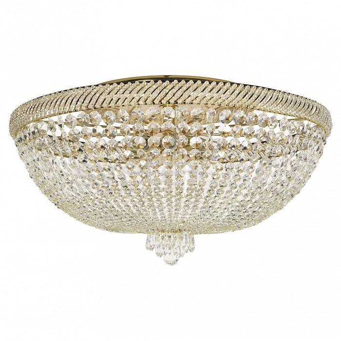 Потолочная люстра Dio D'ArteБолее 6 ламп<br>Артикул - DDA_Bari_E_1.2.80.400_G,Бренд - Dio D'Arte (Италия),Коллекция - Bari,Гарантия, месяцы - 24,Высота, мм - 400,Диаметр, мм - 800,Тип лампы - компактная люминесцентная [КЛЛ] ИЛИнакаливания ИЛИсветодиодная [LED],Общее кол-во ламп - 10,Напряжение питания лампы, В - 220,Максимальная мощность лампы, Вт - 60,Лампы в комплекте - отсутствуют,Цвет плафонов и подвесок - неокрашенный,Тип поверхности плафонов - прозрачный,Материал плафонов и подвесок - хрусталь Swarovski Elements,Цвет арматуры - золото,Тип поверхности арматуры - глянцевый,Материал арматуры - металл,Возможность подлючения диммера - можно, если установить лампу накаливания,Тип цоколя лампы - E27,Класс электробезопасности - I,Общая мощность, Вт - 600,Степень пылевлагозащиты, IP - 20,Диапазон рабочих температур - комнатная температура,Дополнительные параметры - способ крепления светильника к потолку - на монтажной пластине<br>