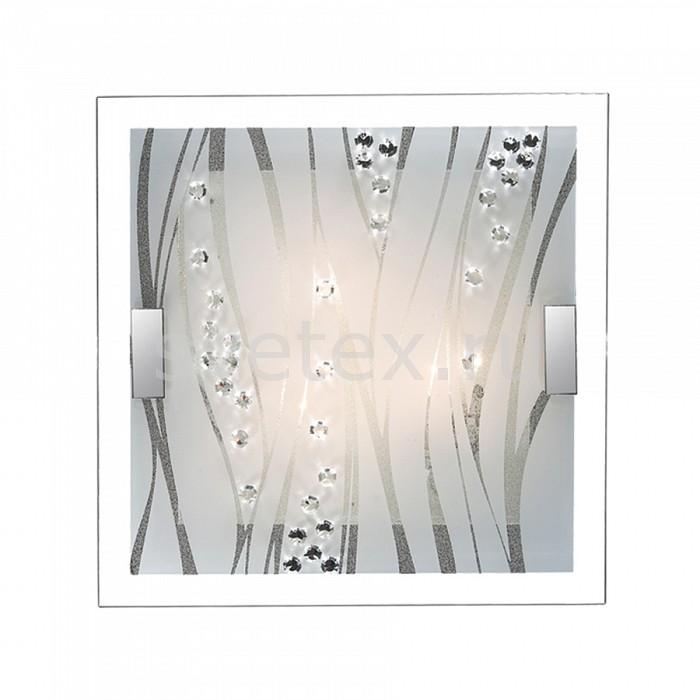 Накладной светильник SonexКвадратные<br>Артикул - SN_1227,Бренд - Sonex (Россия),Коллекция - Kadia,Гарантия, месяцы - 24,Время изготовления, дней - 1,Длина, мм - 300,Ширина, мм - 300,Тип лампы - компактная люминесцентная [КЛЛ] ИЛИнакаливания ИЛИсветодиодная [LED],Общее кол-во ламп - 1,Напряжение питания лампы, В - 220,Максимальная мощность лампы, Вт - 60,Лампы в комплекте - отсутствуют,Цвет плафонов и подвесок - белый с рисунком, неокрашенный,Тип поверхности плафонов - матовый,Материал плафонов и подвесок - стекло, хрусталь,Цвет арматуры - хром,Тип поверхности арматуры - глянцевый,Материал арматуры - металл,Количество плафонов - 1,Возможность подлючения диммера - можно, если установить лампу накаливания,Тип цоколя лампы - E27,Класс электробезопасности - I,Степень пылевлагозащиты, IP - 20,Диапазон рабочих температур - комнатная температура<br>