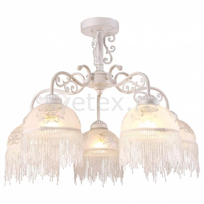 Фото Люстра на штанге Arte Lamp Perlina A9560PL-5WG