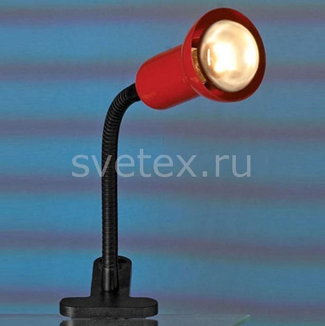Фото Настольная лампа Lussole E14 220В 40Вт Warshawa LST-4534-01