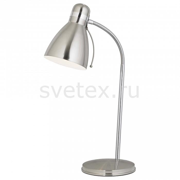 Настольная лампа markslojdТочечные светильники<br>Артикул - ML_105197,Бренд - markslojd (Швеция),Коллекция - Viktor,Гарантия, месяцы - 24,Ширина, мм - 170,Высота, мм - 530,Размер упаковки, мм - 245x575x435,Тип лампы - компактная люминесцентная [КЛЛ] ИЛИнакаливания ИЛИсветодиодная [LED],Общее кол-во ламп - 1,Напряжение питания лампы, В - 220,Максимальная мощность лампы, Вт - 75,Лампы в комплекте - отсутствуют,Цвет плафонов и подвесок - хром,Тип поверхности плафонов - глянцевый,Материал плафонов и подвесок - металл,Цвет арматуры - хром,Тип поверхности арматуры - глянцевый,Материал арматуры - металл,Количество плафонов - 1,Наличие выключателя, диммера или пульта ДУ - выключатель на проводе,Компоненты, входящие в комплект - провод электропитания с вилкой без заземления,Тип цоколя лампы - E27,Класс электробезопасности - II,Степень пылевлагозащиты, IP - 20,Диапазон рабочих температур - комнатная температура,Дополнительные параметры - поворотный светильник<br>