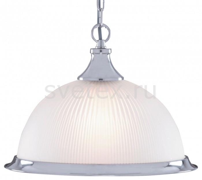 Подвесной светильник Arte LampСветодиодные<br>Артикул - AR_A9366SP-1SS,Бренд - Arte Lamp (Италия),Коллекция - American Diner,Гарантия, месяцы - 24,Время изготовления, дней - 1,Высота, мм - 200,Диаметр, мм - 300,Тип лампы - компактная люминесцентная [КЛЛ] ИЛИнакаливания ИЛИсветодиодная [LED],Общее кол-во ламп - 1,Напряжение питания лампы, В - 220,Максимальная мощность лампы, Вт - 100,Лампы в комплекте - отсутствуют,Цвет плафонов и подвесок - неокрашенный,Тип поверхности плафонов - матовый, рельефный,Материал плафонов и подвесок - стекло,Цвет арматуры - серебро,Тип поверхности арматуры - матовый,Материал арматуры - металл,Количество плафонов - 1,Возможность подлючения диммера - можно, если установить лампу накаливания,Тип цоколя лампы - E27,Класс электробезопасности - I,Степень пылевлагозащиты, IP - 20,Диапазон рабочих температур - комнатная температура,Дополнительные параметры - способ крепления светильника к потолку — на монтажной пластине<br>