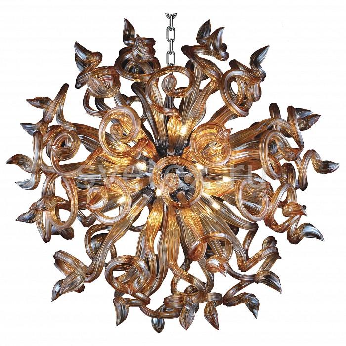 Подвесная люстра LightstarБолее 6 ламп<br>Артикул - LS_890183,Бренд - Lightstar (Италия),Коллекция - Medusa,Гарантия, месяцы - 24,Время изготовления, дней - 1,Высота, мм - 900-1900,Диаметр, мм - 800,Тип лампы - галогеновая,Общее кол-во ламп - 18,Напряжение питания лампы, В - 220,Максимальная мощность лампы, Вт - 40,Цвет лампы - белый теплый,Лампы в комплекте - галогеновые G4,Цвет плафонов и подвесок - янтарный,Тип поверхности плафонов - прозрачный,Материал плафонов и подвесок - стекло,Цвет арматуры - коричневый,Тип поверхности арматуры - глянцевый,Материал арматуры - металл,Возможность подлючения диммера - можно,Форма и тип колбы - пальчиковая,Тип цоколя лампы - G9,Цветовая температура, K - 2800 - 3200 K,Экономичнее лампы накаливания - на 50%,Класс электробезопасности - I,Общая мощность, Вт - 720,Степень пылевлагозащиты, IP - 20,Диапазон рабочих температур - комнатная температура<br>