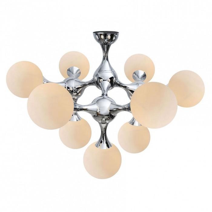 Люстра на штанге Crystal LuxСветодиодные<br>Артикул - CU_1240_109,Бренд - Crystal Lux (Испания),Коллекция - Bolla,Гарантия, месяцы - 24,Высота, мм - 560,Диаметр, мм - 750,Тип лампы - галогеновая ИЛИсветодиодная [LED],Общее кол-во ламп - 9,Напряжение питания лампы, В - 220,Максимальная мощность лампы, Вт - 40,Лампы в комплекте - отсутствуют,Цвет плафонов и подвесок - белый,Тип поверхности плафонов - матовый,Материал плафонов и подвесок - стекло,Цвет арматуры - хром,Тип поверхности арматуры - глянцевый,Материал арматуры - металл,Количество плафонов - 9,Возможность подлючения диммера - можно, если установить галогеновую лампу,Форма и тип колбы - пальчиковая,Тип цоколя лампы - G9,Класс электробезопасности - I,Общая мощность, Вт - 360,Степень пылевлагозащиты, IP - 20,Диапазон рабочих температур - комнатная температура,Дополнительные параметры - способ крепления светильника к потолку - на монтажной пластине, диаметр основания 120 мм<br>