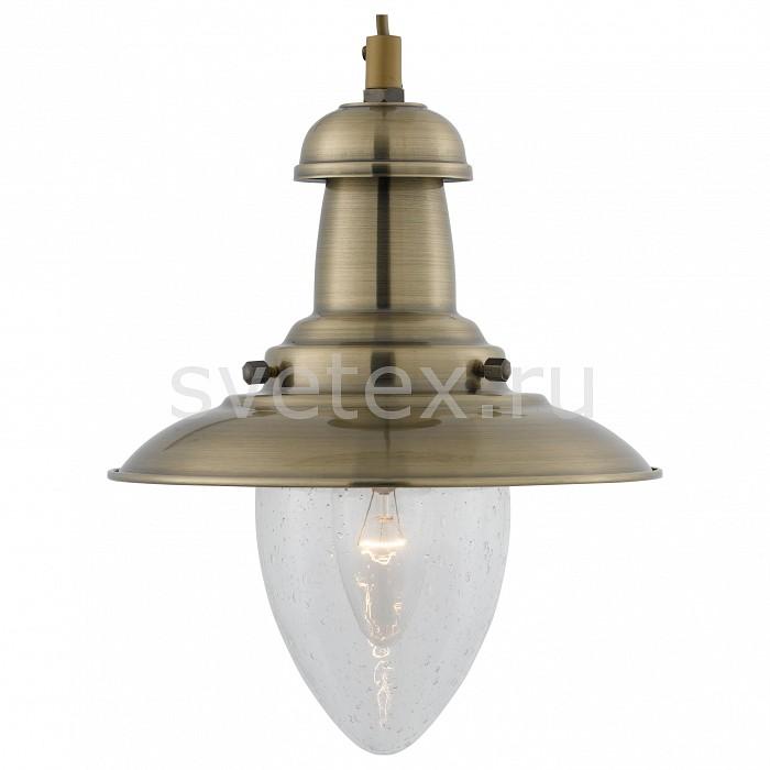 Фото Подвесной светильник Arte Lamp Fisherman A5518SP-1AB