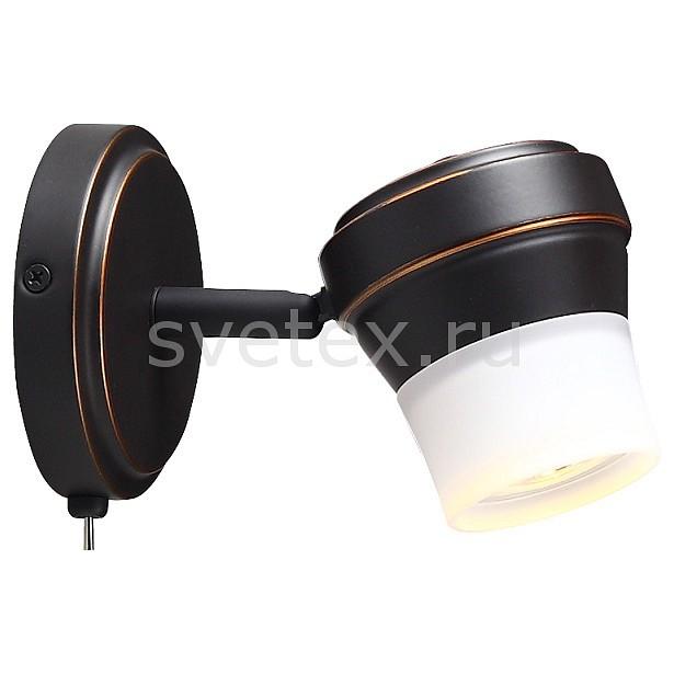 Бра CitiluxТочечные светильники<br>Артикул - CL561515,Бренд - Citilux (Дания),Коллекция - 561,Гарантия, месяцы - 24,Ширина, мм - 110,Высота, мм - 110,Выступ, мм - 110,Тип лампы - галогеновая,Общее кол-во ламп - 1,Напряжение питания лампы, В - 220,Максимальная мощность лампы, Вт - 50,Цвет лампы - белый теплый,Лампы в комплекте - галогеновая GU10,Цвет плафонов и подвесок - белый,Тип поверхности плафонов - матовый,Материал плафонов и подвесок - стекло,Цвет арматуры - коричневый,Тип поверхности арматуры - матовый,Материал арматуры - металл,Количество плафонов - 1,Наличие выключателя, диммера или пульта ДУ - выключатель,Форма и тип колбы - полусферическа с рефлектором,Тип цоколя лампы - GU10,Цветовая температура, K - 2800 - 3200 K,Экономичнее лампы накаливания - на 50%,Класс электробезопасности - I,Степень пылевлагозащиты, IP - 20,Диапазон рабочих температур - комнатная температура,Дополнительные параметры - поворотный светильник<br>
