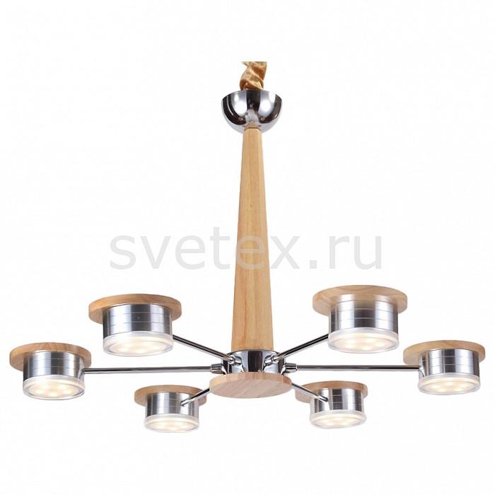 Подвесная люстра Lucia TucciМеталлические плафоны<br>Артикул - LT_Natura_069.6_Led,Бренд - Lucia Tucci (Италия),Коллекция - Natura,Гарантия, месяцы - 24,Время изготовления, дней - 1,Высота, мм - 790,Диаметр, мм - 600,Тип лампы - светодиодная [LED],Общее кол-во ламп - 6,Напряжение питания лампы, В - 220,Максимальная мощность лампы, Вт - 5,Цвет лампы - белый теплый,Лампы в комплекте - светодиодные [LED],Цвет плафонов и подвесок - белый, хром,Тип поверхности плафонов - глянцевый, матовый,Материал плафонов и подвесок - акрил, металл,Цвет арматуры - сосна, хром,Тип поверхности арматуры - глянцевый, матовый,Материал арматуры - дерево, металл,Количество плафонов - 6,Возможность подлючения диммера - нельзя,Цветовая температура, K - 2700 K,Световой поток, лм - 4900,Экономичнее лампы накаливания - в 10 раз,Светоотдача, лм/Вт - 163,Класс электробезопасности - I,Общая мощность, Вт - 30,Степень пылевлагозащиты, IP - 20,Диапазон рабочих температур - комнатная температура,Дополнительные параметры - регулируется по высоте,  способ крепления светильника к потолку – на монтажной пластине<br>