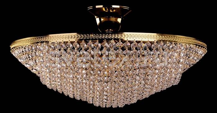 Фото Люстра на штанге Bohemia Ivele Crystal 1932 1932/45Z/G
