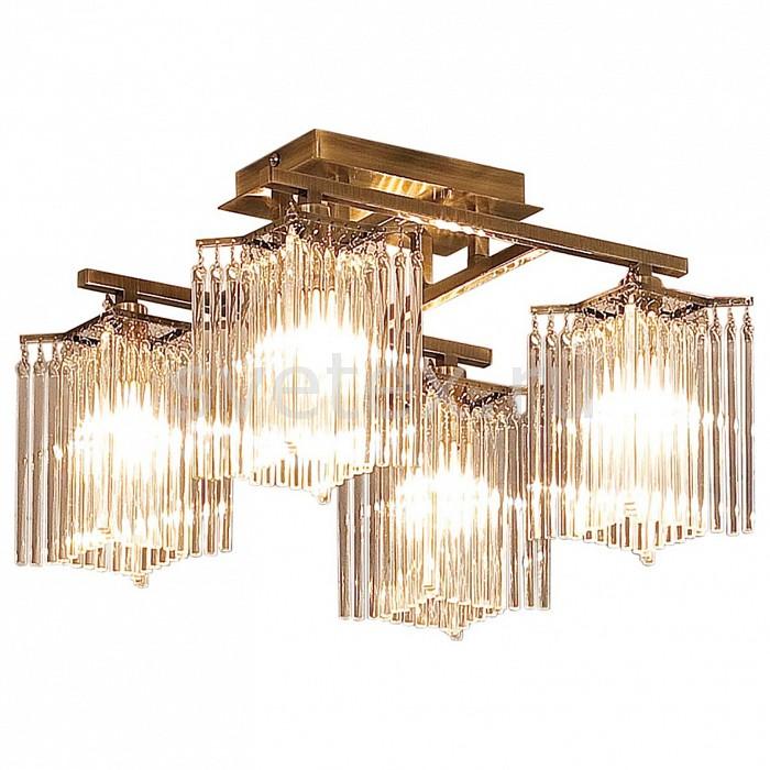 Потолочная люстра CitiluxНе более 4 ламп<br>Артикул - CL323143,Бренд - Citilux (Дания),Коллекция - Лекс,Гарантия, месяцы - 24,Время изготовления, дней - 1,Длина, мм - 390,Ширина, мм - 270,Высота, мм - 350,Тип лампы - компактная люминесцентная [КЛЛ] ИЛИнакаливания ИЛИсветодиодная [LED],Общее кол-во ламп - 4,Напряжение питания лампы, В - 220,Максимальная мощность лампы, Вт - 60,Лампы в комплекте - отсутствуют,Цвет плафонов и подвесок - неокрашенный,Тип поверхности плафонов - прозрачный,Материал плафонов и подвесок - хрусталь,Цвет арматуры - бронза,Тип поверхности арматуры - глянцевый,Материал арматуры - металл,Возможность подлючения диммера - можно, если установить лампу накаливания,Тип цоколя лампы - E14,Класс электробезопасности - I,Общая мощность, Вт - 240,Степень пылевлагозащиты, IP - 20,Диапазон рабочих температур - комнатная температура<br>