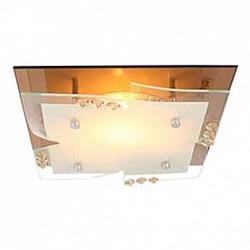 Накладной светильник GloboКвадратные<br>Артикул - GB_48084,Бренд - Globo (Австрия),Коллекция - Armena I,Гарантия, месяцы - 24,Тип лампы - компактная люминесцентная [КЛЛ] ИЛИнакаливания ИЛИсветодиодная [LED],Общее кол-во ламп - 1,Напряжение питания лампы, В - 220,Максимальная мощность лампы, Вт - 60,Лампы в комплекте - отсутствуют,Цвет плафонов и подвесок - белый с неокрашенной каймой, неокрашенный,Тип поверхности плафонов - матовый, прозрачный,Материал плафонов и подвесок - стекло, хрусталь,Цвет арматуры - неокрашенный, хром,Тип поверхности арматуры - глянцевый, матовый,Материал арматуры - металл, стекло,Возможность подлючения диммера - можно, если установить лампу накаливания,Тип цоколя лампы - E27,Класс электробезопасности - I,Степень пылевлагозащиты, IP - 20,Диапазон рабочих температур - комнатная температура,Дополнительные параметры - способ крепления светильника к стене и потолку - на монтажной пластине<br>
