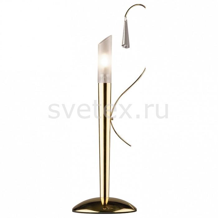Фото Настольная лампа Odeon Light G9 220В 40Вт 2800-3200 K Davida 1615/1T