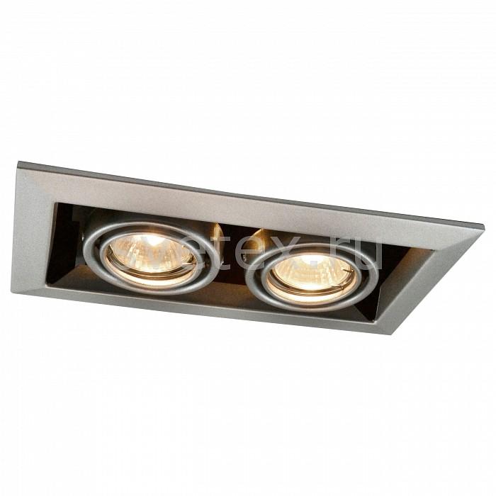 Фото Встраиваемый светильник Arte Lamp Technika A5941PL-2SI