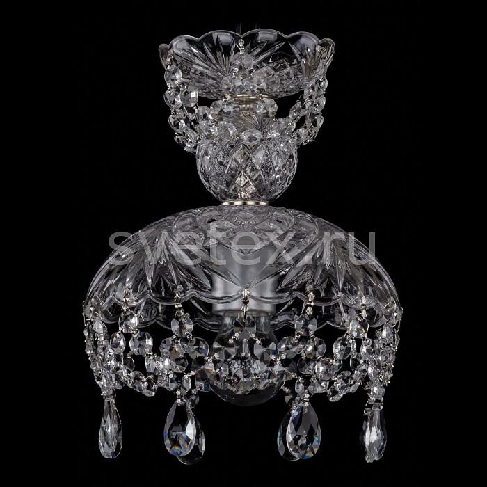 Фото Подвесной светильник Bohemia Ivele Crystal 7711 7711/22/Ni