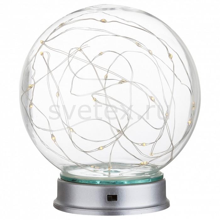 Настольная лампа GloboСветильники<br>Артикул - GB_29934,Бренд - Globo (Австрия),Коллекция - Cosila,Гарантия, месяцы - 24,Время изготовления, дней - 1,Высота, мм - 150,Диаметр, мм - 130,Тип лампы - светодиодная [LED],Общее кол-во ламп - 30,Напряжение питания лампы, В - 220,Максимальная мощность лампы, Вт - 0.03,Лампы в комплекте - светодиодные [LED],Цвет плафонов и подвесок - неокрашенный,Тип поверхности плафонов - прозрачный,Материал плафонов и подвесок - стекло,Цвет арматуры - хром,Тип поверхности арматуры - глянцевый,Материал арматуры - металл, полимер,Количество плафонов - 1,Наличие выключателя, диммера или пульта ДУ - выключатель,Необходимые компоненты - 3 батарейки ААА,Компоненты, входящие в комплект - провод электропитания с вилкой без заземления,Световой поток, лм - 15,Экономичнее лампы накаливания - в 10 раз,Светоотдача, лм/Вт - 17,Класс электробезопасности - II,Степень пылевлагозащиты, IP - 20,Диапазон рабочих температур - комнатная температура<br>