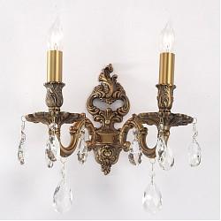 Бра Lucia TucciБолее 1 лампы<br>Артикул - LT_BARLETTA_W1730.2_antique,Бренд - Lucia Tucci (Италия),Коллекция - Barletta,Гарантия, месяцы - 24,Высота, мм - 385,Тип лампы - компактная люминесцентная [КЛЛ] ИЛИнакаливания ИЛИсветодиодная [LED],Общее кол-во ламп - 2,Напряжение питания лампы, В - 220,Максимальная мощность лампы, Вт - 60,Лампы в комплекте - отсутствуют,Цвет плафонов и подвесок - неокрашенный,Тип поверхности плафонов - прозрачный,Материал плафонов и подвесок - хрусталь,Цвет арматуры - бронза античная,Тип поверхности арматуры - матовый, рельефный,Материал арматуры - металл,Возможность подлючения диммера - можно, если установить лампу накаливания,Форма и тип колбы - свеча ИЛИ свеча на ветру,Тип цоколя лампы - E14,Класс электробезопасности - I,Общая мощность, Вт - 120,Степень пылевлагозащиты, IP - 20,Диапазон рабочих температур - комнатная температура,Дополнительные параметры - светильник предназначен для использования со скрытой проводкой<br>
