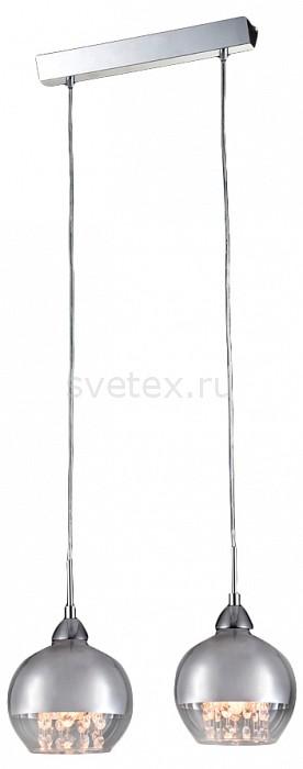 Подвесной светильник MaytoniСветодиодные<br>Артикул - MY_F012-22-N,Бренд - Maytoni (Германия),Коллекция - Fusion 12,Гарантия, месяцы - 24,Длина, мм - 370,Ширина, мм - 150,Высота, мм - 1000,Диаметр, мм - 150,Тип лампы - компактная люминесцентная [КЛЛ] ИЛИнакаливания ИЛИсветодиодная [LED],Общее кол-во ламп - 2,Напряжение питания лампы, В - 220,Максимальная мощность лампы, Вт - 60,Лампы в комплекте - отсутствуют,Цвет плафонов и подвесок - неокрашенный, никель,Тип поверхности плафонов - сатин,Материал плафонов и подвесок - металл, стекло,Цвет арматуры - никель,Тип поверхности арматуры - сатин,Материал арматуры - металл,Количество плафонов - 2,Возможность подлючения диммера - можно, если установить лампу накаливания,Тип цоколя лампы - E14,Класс электробезопасности - I,Общая мощность, Вт - 120,Степень пылевлагозащиты, IP - 20,Диапазон рабочих температур - комнатная температура,Дополнительные параметры - способ крепления светильника к потолку – на монтажной пластине<br>