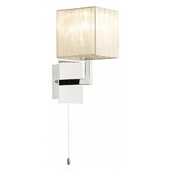 Бра Odeon LightТекстильный плафон<br>Артикул - OD_2566_1W,Бренд - Odeon Light (Италия),Коллекция - Mons,Гарантия, месяцы - 24,Высота, мм - 200,Тип лампы - галогеновая,Общее кол-во ламп - 1,Напряжение питания лампы, В - 220,Максимальная мощность лампы, Вт - 40,Лампы в комплекте - галогеновая G9,Цвет плафонов и подвесок - белый, неокрашенный,Тип поверхности плафонов - матовый,Материал плафонов и подвесок - органза, стекло,Цвет арматуры - хром,Тип поверхности арматуры - глянцевый,Материал арматуры - металл,Возможность подлючения диммера - можно,Форма и тип колбы - пальчиковая,Тип цоколя лампы - G9,Класс электробезопасности - I,Степень пылевлагозащиты, IP - 20,Диапазон рабочих температур - комнатная температура,Дополнительные параметры - светильник предназначен для использования со скрытой проводкой<br>