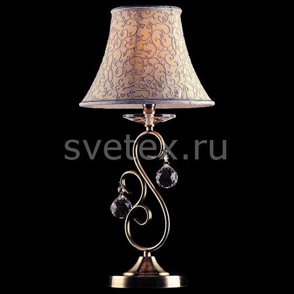 Фото Настольная лампа Eurosvet E14 220В 60Вт 3294 3294/1T античная бронза наст. лампа Strotskis