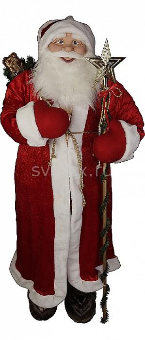 Фото Дед Мороз Mister Christmas x 1.52 м Дед Мороз