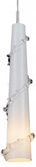 Подвесной светильник LightstarСветодиодные<br>Артикул - LS_804310,Бренд - Lightstar (Италия),Коллекция - Petalo,Гарантия, месяцы - 24,Время изготовления, дней - 1,Высота, мм - 1200,Диаметр, мм - 100,Тип лампы - компактная люминесцентная [КЛЛ] ИЛИнакаливания ИЛИсветодиодная [LED],Общее кол-во ламп - 1,Напряжение питания лампы, В - 220,Максимальная мощность лампы, Вт - 40,Лампы в комплекте - отсутствуют,Цвет плафонов и подвесок - белый, неокрашенный,Тип поверхности плафонов - матовый,Материал плафонов и подвесок - стекло,Цвет арматуры - белый, хром,Тип поверхности арматуры - матовый,Материал арматуры - стекло, металл,Количество плафонов - 1,Возможность подлючения диммера - можно, если установить лампу накаливания,Тип цоколя лампы - E14,Класс электробезопасности - I,Степень пылевлагозащиты, IP - 20,Диапазон рабочих температур - комнатная температура<br>
