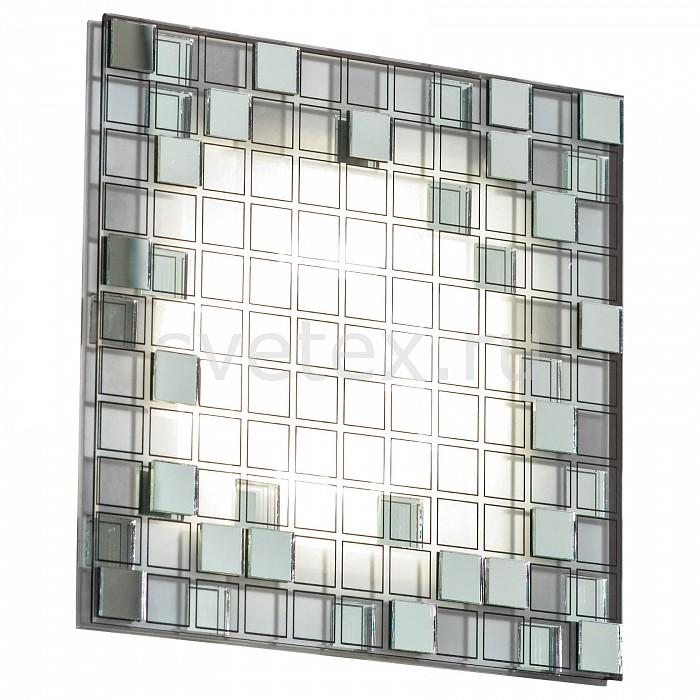Накладной светильник LussoleКвадратные<br>Артикул - LSN-5202-01,Бренд - Lussole (Италия),Коллекция - LSN-52,Гарантия, месяцы - 24,Длина, мм - 300,Ширина, мм - 300,Выступ, мм - 40,Тип лампы - светодиодная [LED],Общее кол-во ламп - 1,Максимальная мощность лампы, Вт - 3,Цвет лампы - белый,Лампы в комплекте - светодиодная [LED],Цвет плафонов и подвесок - белый, неокрашенный,Тип поверхности плафонов - глянцевый, прозрачный,Материал плафонов и подвесок - стекло,Цвет арматуры - хром,Тип поверхности арматуры - глянцевый,Материал арматуры - металл,Количество плафонов - 1,Возможность подлючения диммера - нельзя,Цветовая температура, K - 3800 - 4200 K,Световой поток, лм - 720,Экономичнее лампы накаливания - в 7.3 раза,Светоотдача, лм/Вт - 80,Класс электробезопасности - I,Напряжение питания, В - 220,Степень пылевлагозащиты, IP - 20,Диапазон рабочих температур - комнатная температура,Дополнительные параметры - способ крепления светильника к потолоку и стене - на монтажной пластине<br>