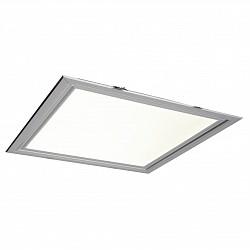 Встраиваемый светильник FavouriteКвадратные<br>Артикул - FV_1524-48C,Бренд - Favourite (Германия),Коллекция - Flashled,Гарантия, месяцы - 24,Тип лампы - светодиодная [LED],Общее кол-во ламп - 48,Напряжение питания лампы, В - 220,Максимальная мощность лампы, Вт - 1,Лампы в комплекте - светодиодные [LED],Цвет плафонов и подвесок - белый,Тип поверхности плафонов - матовый,Материал плафонов и подвесок - акрил,Цвет арматуры - алюминий,Тип поверхности арматуры - матовый,Материал арматуры - металл,Возможность подлючения диммера - нельзя,Класс электробезопасности - I,Общая мощность, Вт - 48,Степень пылевлагозащиты, IP - 20,Диапазон рабочих температур - комнатная температура<br>