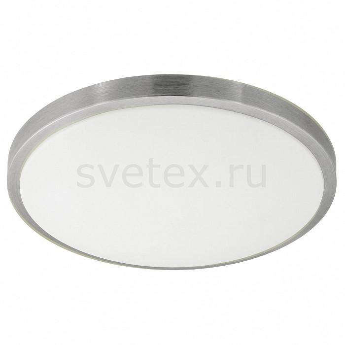 Накладной светильник EgloКруглые<br>Артикул - EG_96034,Бренд - Eglo (Австрия),Коллекция - Competa 1,Гарантия, месяцы - 24,Высота, мм - 55,Диаметр, мм - 430,Размер упаковки, мм - 300x870x870,Тип лампы - светодиодная [LED],Общее кол-во ламп - 1,Напряжение питания лампы, В - 220,Максимальная мощность лампы, Вт - 24,Цвет лампы - белый теплый,Лампы в комплекте - светодиодная [LED],Цвет плафонов и подвесок - белый,Тип поверхности плафонов - матовый,Материал плафонов и подвесок - полимер,Цвет арматуры - никель,Тип поверхности арматуры - матовый,Материал арматуры - сталь,Количество плафонов - 1,Возможность подлючения диммера - нельзя,Цветовая температура, K - 3200 K,Световой поток, лм - 2500,Экономичнее лампы накаливания - в 7, 2 раза,Светоотдача, лм/Вт - 104,Класс электробезопасности - I,Степень пылевлагозащиты, IP - 20,Диапазон рабочих температур - комнатная температура,Дополнительные параметры - способ крепления светильника к потолку - на монтажной пластине<br>