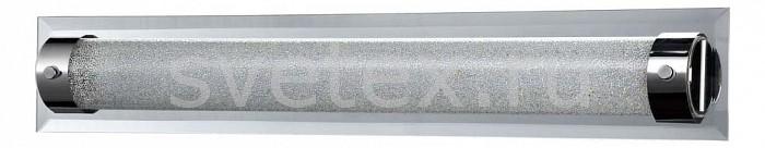 Накладной светильник MaytoniСветодиодные<br>Артикул - MY_MOD444-11-N,Бренд - Maytoni (Германия),Коллекция - Plasma,Гарантия, месяцы - 24,Длина, мм - 600,Ширина, мм - 70,Выступ, мм - 100,Размер упаковки, мм - 680x180x145,Тип лампы - светодиодная [LED],Общее кол-во ламп - 1,Максимальная мощность лампы, Вт - 21,Цвет лампы - белый,Лампы в комплекте - светодиодная [LED],Цвет плафонов и подвесок - неокрашенный,Тип поверхности плафонов - прозрачный,Материал плафонов и подвесок - стекло,Цвет арматуры - хром,Тип поверхности арматуры - глянцевый,Материал арматуры - металл,Количество плафонов - 1,Возможность подлючения диммера - нельзя,Цветовая температура, K - 4000 K,Световой поток, лм - 1470,Экономичнее лампы накаливания - В 5, 5 раза,Светоотдача, лм/Вт - 70,Класс электробезопасности - I,Напряжение питания, В - 220,Степень пылевлагозащиты, IP - 20,Диапазон рабочих температур - комнатная температура,Дополнительные параметры - способ крепления светильника к стене - на монтажной пластине, светильник предназначен для использования со скрытой проводкой<br>