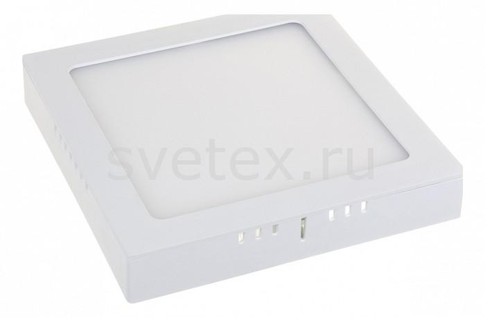 Накладной светильник ElektrostandardПотолочные светильники<br>Артикул - ELK_a035325,Бренд - Elektrostandard (Россия),Коллекция - Downlight,Гарантия, месяцы - 24,Длина, мм - 225,Ширина, мм - 225,Выступ, мм - 38,Размер врезного отверстия, мм - 205x205,Тип лампы - светодиодная [LED],Общее кол-во ламп - 1,Максимальная мощность лампы, Вт - 18,Цвет лампы - белый,Лампы в комплекте - светодиодная [LED],Цвет плафонов и подвесок - белый,Тип поверхности плафонов - матовый,Материал плафонов и подвесок - стекло,Цвет арматуры - белый,Тип поверхности арматуры - матовый,Материал арматуры - металл,Количество плафонов - 1,Компоненты, входящие в комплект - блок питания,Цветовая температура, K - 4200 K,Световой поток, лм - 1530,Экономичнее лампы накаливания - В 6, 6 раза,Светоотдача, лм/Вт - 85,Ресурс лампы - 50 тыс. час.,Класс электробезопасности - I,Напряжение питания, В - 100-240,Степень пылевлагозащиты, IP - 20,Диапазон рабочих температур - от -20^C до +60^C<br>