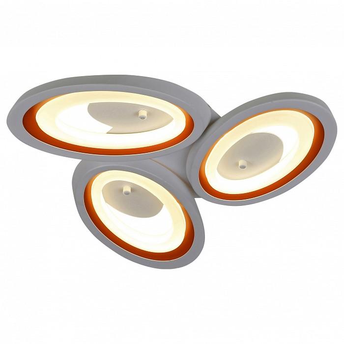 Потолочная люстра Kink LightПолимерные плафоны<br>Артикул - KL_08522,Бренд - Kink Light (Китай),Коллекция - Сулафат,Гарантия, месяцы - 24,Высота, мм - 50,Диаметр, мм - 490,Размер упаковки, мм - 110x560x560,Тип лампы - светодиодная [LED],Общее кол-во ламп - 3,Напряжение питания лампы, В - 220,Максимальная мощность лампы, Вт - 11,Цвет лампы - белый,Лампы в комплекте - светодиодные [LED],Цвет плафонов и подвесок - белый, красный,Тип поверхности плафонов - матовый,Материал плафонов и подвесок - акрил,Цвет арматуры - хром,Тип поверхности арматуры - глянцевый,Материал арматуры - металл,Количество плафонов - 3,Возможность подлючения диммера - нельзя,Цветовая температура, K - 4200 K,Световой поток, лм - 2970,Экономичнее лампы накаливания - В 6 раз,Светоотдача, лм/Вт - 90,Класс электробезопасности - I,Общая мощность, Вт - 33,Степень пылевлагозащиты, IP - 20,Диапазон рабочих температур - комнатная температура,Дополнительные параметры - способ крепления светильника к потолку - на монтажной пластине<br>