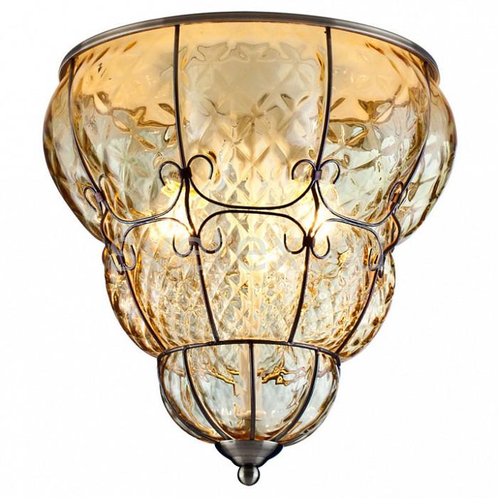 Фото Накладной светильник Arte Lamp Venice A2203PL-3AB