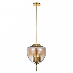Светильник на штанге Crystal LuxКруглые<br>Артикул - CU_2470_204,Бренд - Crystal Lux (Испания),Коллекция - Milagro,Гарантия, месяцы - 24,Высота, мм - 635,Диаметр, мм - 350,Тип лампы - компактная люминесцентная [КЛЛ] ИЛИнакаливания ИЛИсветодиодная [LED],Общее кол-во ламп - 4,Напряжение питания лампы, В - 220,Максимальная мощность лампы, Вт - 60,Лампы в комплекте - отсутствуют,Цвет плафонов и подвесок - желтый, неокрашенный,Тип поверхности плафонов - прозрачный,Материал плафонов и подвесок - стекло,Цвет арматуры - золото,Тип поверхности арматуры - глянцевый,Материал арматуры - металл,Возможность подлючения диммера - можно, если установить лампу накаливания,Тип цоколя лампы - E14,Класс электробезопасности - I,Общая мощность, Вт - 240,Степень пылевлагозащиты, IP - 20,Диапазон рабочих температур - комнатная температура,Дополнительные параметры - способ крепления светильника к потолку – на монтажной пластине<br>