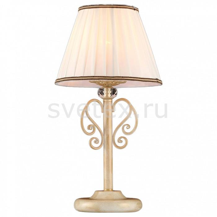 Фото Настольная лампа Maytoni Vintage ARM420-22-G
