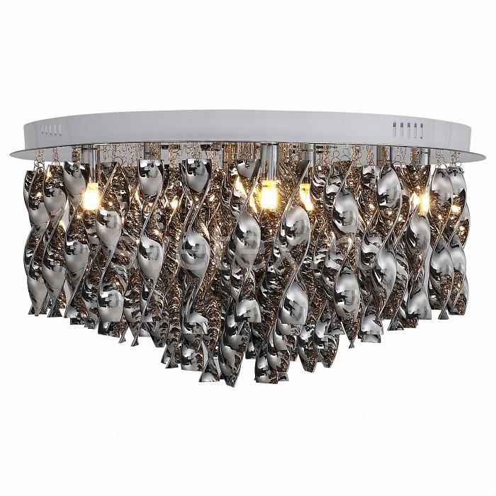 Накладной светильник ST-LuceСветодиодные<br>Артикул - SL448.102.10,Бренд - ST-Luce (Китай),Коллекция - Abilita,Гарантия, месяцы - 24,Время изготовления, дней - 1,Высота, мм - 300,Диаметр, мм - 600,Тип лампы - галогеновая ИЛИсветодиодная [LED],Общее кол-во ламп - 7,Напряжение питания лампы, В - 220,Максимальная мощность лампы, Вт - 40,Лампы в комплекте - отсутствуют,Цвет плафонов и подвесок - хром,Тип поверхности плафонов - глянцевый,Материал плафонов и подвесок - металл,Цвет арматуры - хром,Тип поверхности арматуры - глянцевый,Материал арматуры - металл,Возможность подлючения диммера - можно, если установить галогеновую лампу,Форма и тип колбы - пальчиковая,Тип цоколя лампы - G9,Класс электробезопасности - I,Общая мощность, Вт - 280,Степень пылевлагозащиты, IP - 20,Диапазон рабочих температур - комнатная температура,Дополнительные параметры - способ крепления светильника к потолку – на монтажной пластине<br>