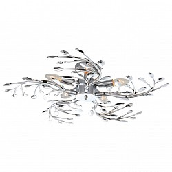 Люстра на штанге GloboПолимерные плафоны<br>Артикул - GB_68546-5,Бренд - Globo (Австрия),Коллекция - Flash,Гарантия, месяцы - 24,Время изготовления, дней - 1,Высота, мм - 160,Диаметр, мм - 650,Тип лампы - компактная люминесцентная [КЛЛ] ИЛИнакаливания ИЛИсветодиодная [LED],Общее кол-во ламп - 5,Напряжение питания лампы, В - 220,Максимальная мощность лампы, Вт - 40,Лампы в комплекте - отсутствуют,Цвет плафонов и подвесок - неокрашенный,Тип поверхности плафонов - матовый,Материал плафонов и подвесок - акриловый кристалл,Цвет арматуры - хром,Тип поверхности арматуры - глянцевый,Материал арматуры - металл,Возможность подлючения диммера - можно, если установить лампу накаливания,Тип цоколя лампы - E14,Класс электробезопасности - I,Общая мощность, Вт - 200,Степень пылевлагозащиты, IP - 20,Диапазон рабочих температур - комнатная температура<br>