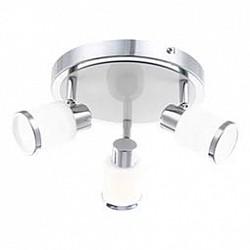 Спот GloboС 3 лампами<br>Артикул - GB_56030-3,Бренд - Globo (Австрия),Коллекция - Platoon,Гарантия, месяцы - 24,Диаметр, мм - 205,Тип лампы - галогеновая,Общее кол-во ламп - 3,Напряжение питания лампы, В - 220,Максимальная мощность лампы, Вт - 33,Лампы в комплекте - галогеновые G9,Цвет плафонов и подвесок - белый с каймой,Тип поверхности плафонов - матовый,Материал плафонов и подвесок - металл, стекло,Цвет арматуры - хром,Тип поверхности арматуры - глянцевый,Материал арматуры - металл,Количество плафонов - 3,Возможность подлючения диммера - можно,Тип цоколя лампы - G9,Класс электробезопасности - I,Общая мощность, Вт - 99,Степень пылевлагозащиты, IP - 20,Диапазон рабочих температур - комнатная температура,Дополнительные параметры - поворотный светильник:высота плафона - 95 мм, диаметр плафона - 58 мм<br>