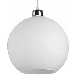 Подвесной светильник TopLightДля кухни<br>Артикул - TPL_TL4070D-01CH,Бренд - TopLight (Россия),Коллекция - Barbra,Гарантия, месяцы - 24,Высота, мм - 1200,Диаметр, мм - 300,Тип лампы - компактная люминесцентная [КЛЛ] ИЛИнакаливания ИЛИсветодиодная [LED],Общее кол-во ламп - 1,Напряжение питания лампы, В - 220,Максимальная мощность лампы, Вт - 60,Лампы в комплекте - отсутствуют,Цвет плафонов и подвесок - белый,Тип поверхности плафонов - матовый,Материал плафонов и подвесок - полимер,Цвет арматуры - хром,Тип поверхности арматуры - глянцевый,Материал арматуры - металл,Возможность подлючения диммера - можно, если установить лампу накаливания,Тип цоколя лампы - E27,Класс электробезопасности - I,Степень пылевлагозащиты, IP - 20,Диапазон рабочих температур - комнатная температура,Дополнительные параметры - способ крепления светильника к потолку - на монтажной пластине, регулируется по высоте<br>