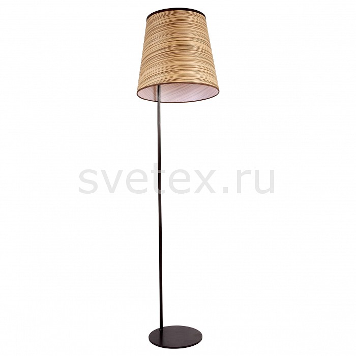Торшер FavouriteСветильники<br>Артикул - FV_1355-1F,Бренд - Favourite (Германия),Коллекция - Zebrano,Гарантия, месяцы - 24,Время изготовления, дней - 1,Высота, мм - 1650,Диаметр, мм - 410,Тип лампы - компактная люминесцентная [КЛЛ],Общее кол-во ламп - 1,Напряжение питания лампы, В - 220,Максимальная мощность лампы, Вт - 25,Лампы в комплекте - компактная люминесцентная [КЛЛ] E27,Цвет плафонов и подвесок - зебрано светлый,Тип поверхности плафонов - матовый,Материал плафонов и подвесок - МДФ,Цвет арматуры - черный,Тип поверхности арматуры - глянцевый,Материал арматуры - металл,Количество плафонов - 1,Наличие выключателя, диммера или пульта ДУ - выключатель на проводе,Компоненты, входящие в комплект - провод электропитания с вилкой без заземления,Тип цоколя лампы - E27,Экономичнее лампы накаливания - в 5 раз,Класс электробезопасности - II,Степень пылевлагозащиты, IP - 20,Диапазон рабочих температур - комнатная температура<br>