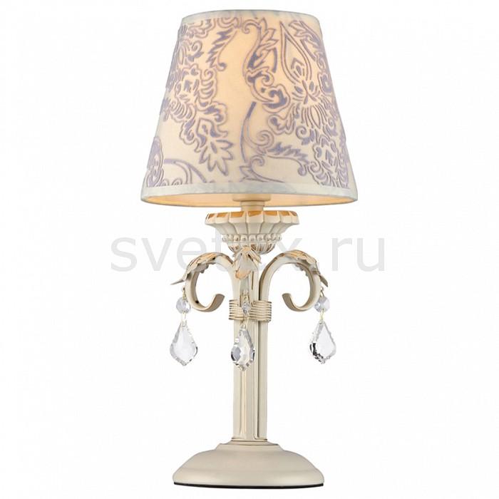 Фото Настольная лампа Maytoni E14 220В 40Вт Elegant 2 ARM219-00-G