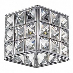 Встраиваемый светильник NovotechСветильники для натяжных потолков<br>Артикул - NV_357157,Бренд - Novotech (Венгрия),Коллекция - Elf Led,Гарантия, месяцы - 24,Высота, мм - 120,Тип лампы - светодиодная [LED],Общее кол-во ламп - 6,Напряжение питания лампы, В - 220,Максимальная мощность лампы, Вт - 0.5,Лампы в комплекте - светодиодные [LED],Цвет плафонов и подвесок - неокрашенный,Тип поверхности плафонов - прозрачный,Материал плафонов и подвесок - хрусталь,Цвет арматуры - хром,Тип поверхности арматуры - глянцевый,Материал арматуры - металл,Возможность подлючения диммера - нельзя,Класс электробезопасности - III,Общая мощность, Вт - 3,Степень пылевлагозащиты, IP - 20,Диапазон рабочих температур - комнатная температура<br>